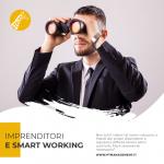 Imprenditori e smart working: fidarsi dei dipendenti