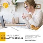 Lavoro Agile, come gestire la giornata di lavoro a casa senza farsi distrarre